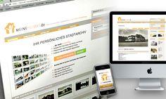 #vivia: Corporate Design für MeineHeimat, das persönliche Stadtarchiv