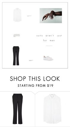 """""""Untitled #562"""" by zitanagy ❤ liked on Polyvore featuring New Look and Acne Studios"""