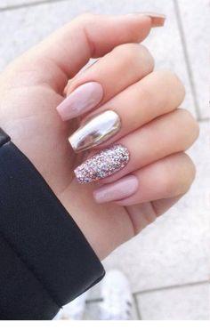 nails gel winter classy - nails gel winter ` nails gel winter classy ` nails gel winter simple ` nails gel winter sparkle ` nails gel winter short ` nails gel winter christmas ` nails gel winter french tips ` nails gel winter colors Diy Nails, Cute Nails, Manicure, Smart Nails, Best Nail Art Designs, Acrylic Nail Designs, Classy Nails, Trendy Nails, Best Acrylic Nails