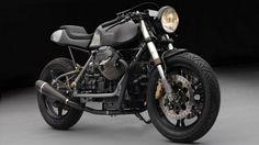 Moto Guzzi 1000 SP by Moto Studio