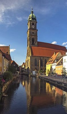 Amberg, Bavaria, Germany | by Harald Nachtmann http://www.harald-nachtmann.de