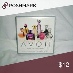 Fragrance Samples by Avon Box includes past and present women's cologne scents. Contains 8 samples that are 0.05 fl oz. individual spray vials of the following: unplugged for her, step into sexy, secrets to keep, outspoken by Fergie, far away , outspoken intense by Fergie, exotic and rare pearls. New Avon Other