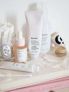 The Glossier Haul. http://www.katelavie.com/2017/06/the-glossier-haul.html