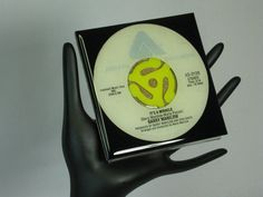 Barry Manilow Collectible  Drink Coaster by ROCKANDROLLCOASTERS, $6.50