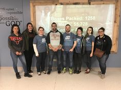 During the month of November, the Quality Logo Products team volunteered at Feed My Starving Children in Aurora! This team alone packaged over 792 meals for children in Cambodia.