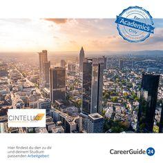 """Cintellic gehört zu den führenden Unternehmensberatungen im deutschsprachigen Raum und unterstützt Kunden besonders in Fragen der digitalen Welt. Bei Cintellic findest du den Direkteinstieg in deine Karriere. Hilfreiche Tipps für deine Bewerbung gibt es in unserem <a href=""""https://www.careerguide24.com/de/Blog"""" target=_blank>Karriere Blog</a>."""