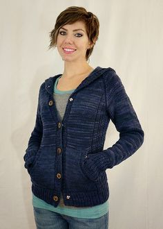 Ravelry: Everything Nice Hoodie pattern by Tori Gurbisz