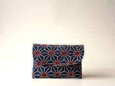 More colorful sashiko embroidery!