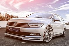 Cars Tuning Music: VW Passat JMS