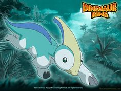 My Favourite dinosaur, My favourite character, My favorite colour, WOW me and this dinosaur could get married...