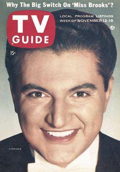 TV Guide, November 12, 1955 - Liberace