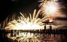 Miyajima Fireworks Festival - Sue Ann Simon/Getty Images
