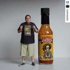 Something we liked from Instagram! #Repost @cokreeate with @repostapp.  Pretty cool having client from another country coming by and getting scanned @joelcore thank you .. To top it off he intro us to a amazing hot sauce @gringobandito  . . #3dprinting #3dprinter  #3dprint #3dprinted #cokreeate #3dscan #3dscanner #artec #selfie #3dminime #minime #gift #awesome #3dscanned #zbrush #3dmodel #3d #3dmodels #LosAngeles #alhambra #la#foodie#hotsauce#yummy#australia by 3dprintinspiration check us…