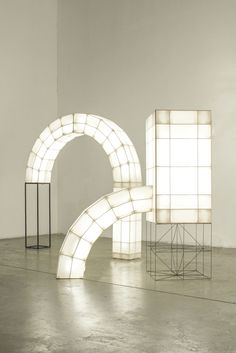 Space Frames by Studio Mieke Meijer.