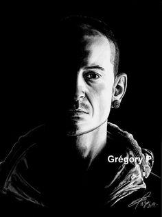 """Chester Bennington"" by Grégory P."