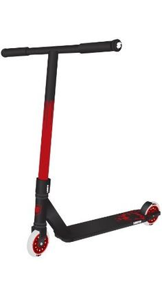 LUCKY THE CREW PRO SCOOTER COMPLETE Black and Red by Lucky. $229.95. Designed to meet market demand for a high-quality and price-competitive scooter, the new Lucky Crew is the perfect scooter for young and intermediate riders that want the experience and street cred of riding a Lucky pro scooter. The Lucky Stinger deck, Lucky ProBars, and the 100 millimeter Lucky Charm wheels give the crew a grounded, balanced feel that makes it easy to turn, jump and control. Jun...