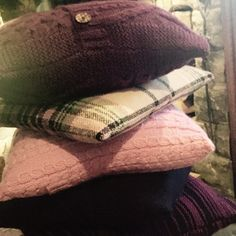 Woolyknit cushion collection