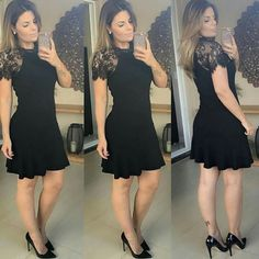 Most people especially women take a certain pride in their appearance and when it comes to different seasons, choosing the […] Girl Fashion, Fashion Outfits, Womens Fashion, Lace Dress, Dress Up, Short Dresses, Formal Dresses, Occasion Dresses, Pretty Dresses