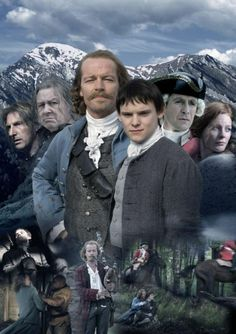 Iain Glen starred as Alan Breck and James Anthony Pearson was Davie Balfour in Kidnapped - Robert Louis Stevenson's classic tale of treacher. Picture Movie, Movie Tv, Kidnapped Robert Louis Stevenson, Robin Robinson, Scottish News, Iain Glen, Masterpiece Theater, Public Television, Classic Literature
