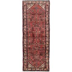 Shop for ecarpetgallery Hand-Knotted Persian Vintage Brown Wool Rug (3'1 x 9'0). /////// 269USD ////// Ships To Canada at Overstock.ca - Your Online Home Decor Outlet Store!  - 21744627