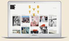 Svscription, Website on Web Design Served
