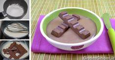 Vai alla ricetta con foto passo passo. Cheesecake, Pudding, Desserts, Food, Kids, Cheesecake Cake, Flan, Postres, Puddings