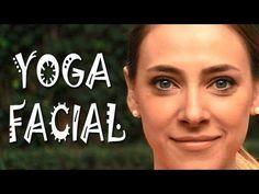 Ejercicios de yoga facial para mejorar el aspecto de tu rostro
