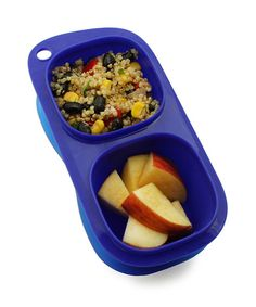 Look at this Goodbyn Blue Snack Container on #zulily today!