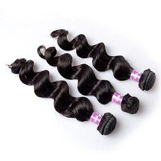 T1 Hair 7A Brazilian Virgin Hair Extension Loose Wave Hair 3 Bundles 300 Grams Unprocessed Natural Color Extensions (3pcs 18″ 18″ 18″)  http://www.thecoiffeur.com/t1-hair-7a-brazilian-virgin-hair-extension-loose-wave-hair-3-bundles-300-grams-unprocessed-natural-color-extensions-3pcs-18-18-18/