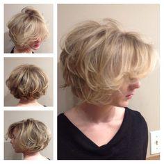 Cut & style by Tatiana!