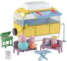 Это увлекательный игровой набор, который создан для девочек. Пеппа - симпатичная маленькая свинка, которая живет вместе с мамой, папой и маленьким братиком Джорджем. Ваш ребенок с удовольствием будет играть с данным набором, придумывая различные истории и составляя собственные сюжеты.  В...