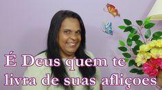 Carla Santana ♥♥ Palavra do dia # 5 E Deus quem te livra de suas afliçoes