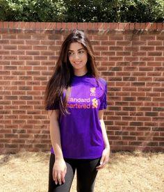Liverpool Girls, Liverpool Football Club, Football Fans, Liverpool Fc, Premier League Champions, Football Outfits, Sport Girl, Sports Women, Sexy Women