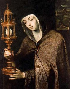 St. Clare of Assisi