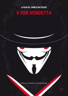minimal minimalism minimalist movie poster chungkong film artwork design v vendetta