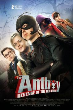 Antboy Revenge of the Red Fury (2014) Full Movie Watch