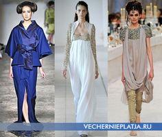 Красивые восточные платья