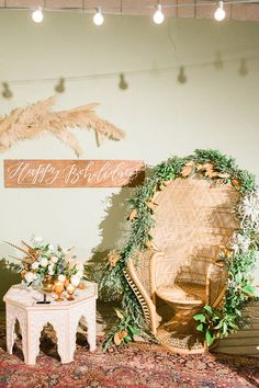 Boho Holiday Party   Wedding & Party Ideas   100 Layer Cake