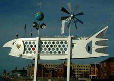 David Kemp - Fish & Ships, Liverpool Gloucestershire Resource Centre http://www.grcltd.org/scrapstore/
