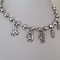 Crystal Jewelry, Boho Jewelry, Jewelry Shop, Etsy Handmade, Handmade Jewelry, Handmade Items, Handmade Gifts, Lady Guadalupe, Catholic Gifts