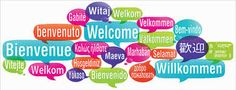 Image result for welcome in different languages