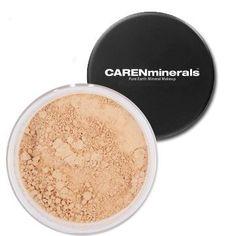 CARENminerals Pure Earth Mineral Gluten-Free Foundation (Fairest) - http://essential-organic.com/carenminerals-pure-earth-mineral-gluten-free-foundation-fairest/