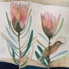 Dana Kinter Art creates paintings/drawings and functional ceramics for the home and heart. Living in Adelaide, South Australia drawing inspiration from the natural world. Botanical Art, Botanical Illustration, Illustration Art, Painting Inspiration, Art Inspo, Illustrations, Flower Art, Painting & Drawing, Watercolor Art