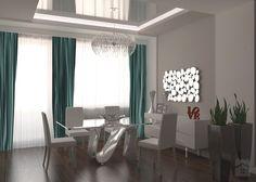 Salon - Styl Nowoczesny - Anima-design
