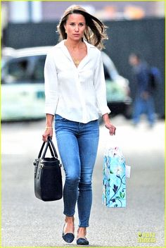 Pippa in London on 6/25/2014