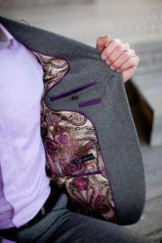 9tailors: Suit Lining 2013