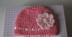 Adorable and Cute Free Crochet Patterns for Baby Hats, Step by Step photos Ideal for Beginners. 100s of FREE CROCHET PATTERNS