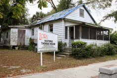 The historic home of author, folklorist and anthropologist Zora Neale-Hurston. Eatonville, the oldest incorporated African-American town in the United States, is located 6 miles north Orlando.