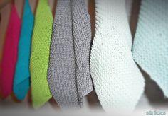 Anleitungen Beanie, Crochet, Stitches, Amazing, Make Your Own, Tutorials, Dinner Napkins, Hand Crafts, Household
