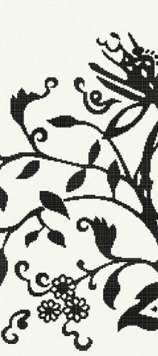 #Bisazza #Decori 1x1 cm Tree B | #Glass | on #bathroom39.com at 2905 Euro/box | #mosaic #bathroom #kitchen